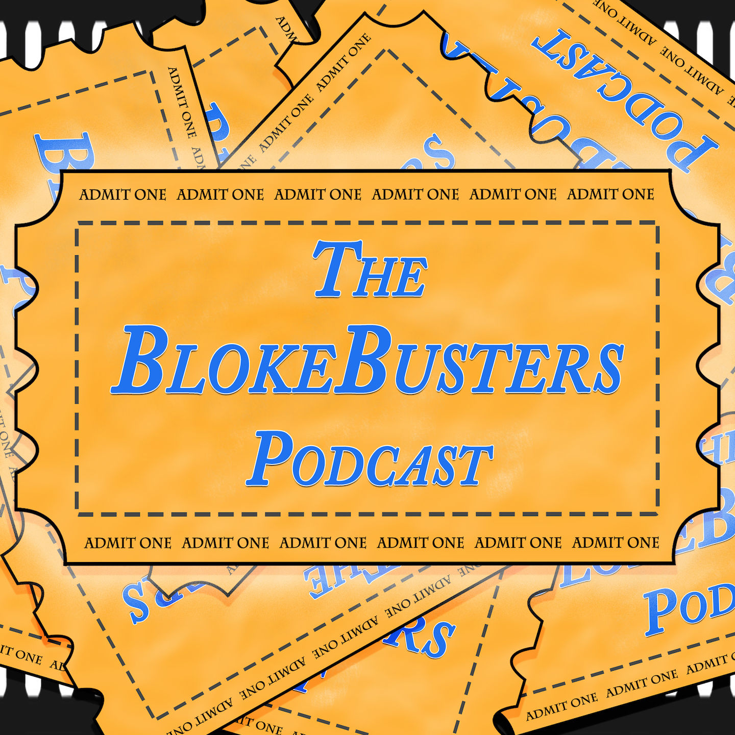 The BlokeBusters Podcast